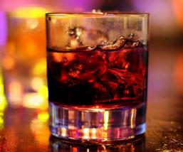 коктейль коньяк-кола