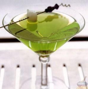 Коктейль Зеленый Дракон